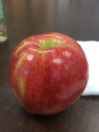 Apples scream fall to me - I love it!